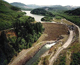How Many Miles From >> Howard A. Hanson Dam is dedicated on May 12, 1962. - HistoryLink.org