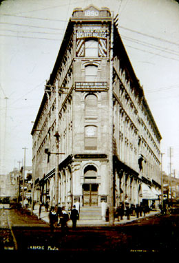 Rise Credit >> Occidental Hotel: The Rise, Fall, Rise, and Fall of Pioneer Square's Historic Hotel -- A ...