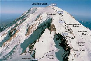 Avalanche kills 11 climbers as they ascend Mount Rainier on June 21