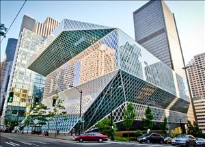 Central Library, 2002-present, The Seattle Public Library