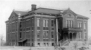 Seattle Public Schools, 1862-2000: Bailey Gatzert