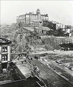 Seattle S Seven Hills Historylink Org