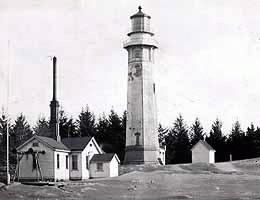 Grays Harbor Lighthouse Historylink Org