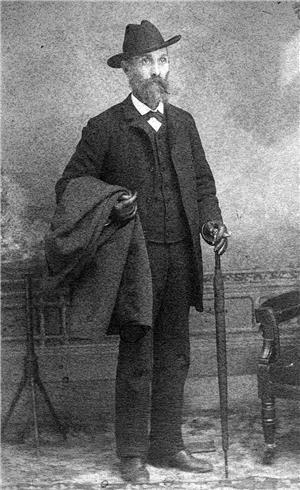 Bush, William Owen (1832-1907) - HistoryLink org