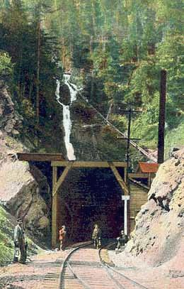 Stampede Pass Tunnel Opens On May 27 1888 Historylink Org